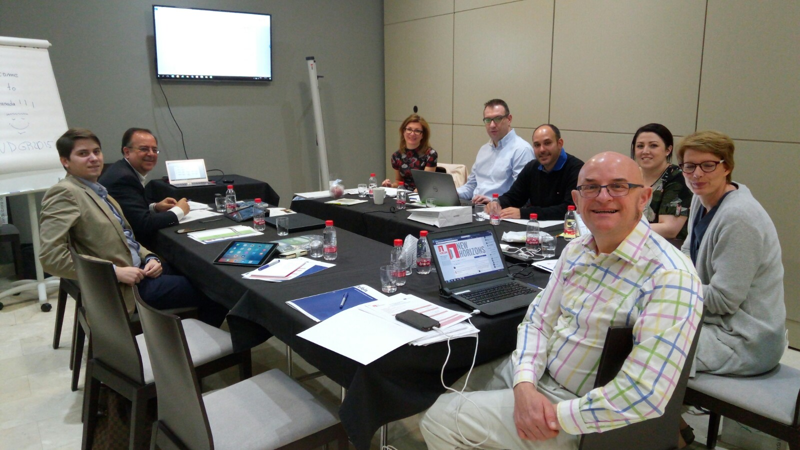 Partner Meeting in Granada